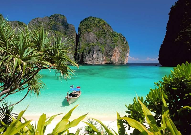 Voyage vietnam et thailande 18 jours routes vietnam - Plage de reve vietnam ...