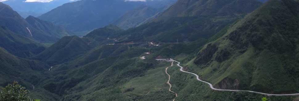 Voyage in Vietnam à moto 16 jours